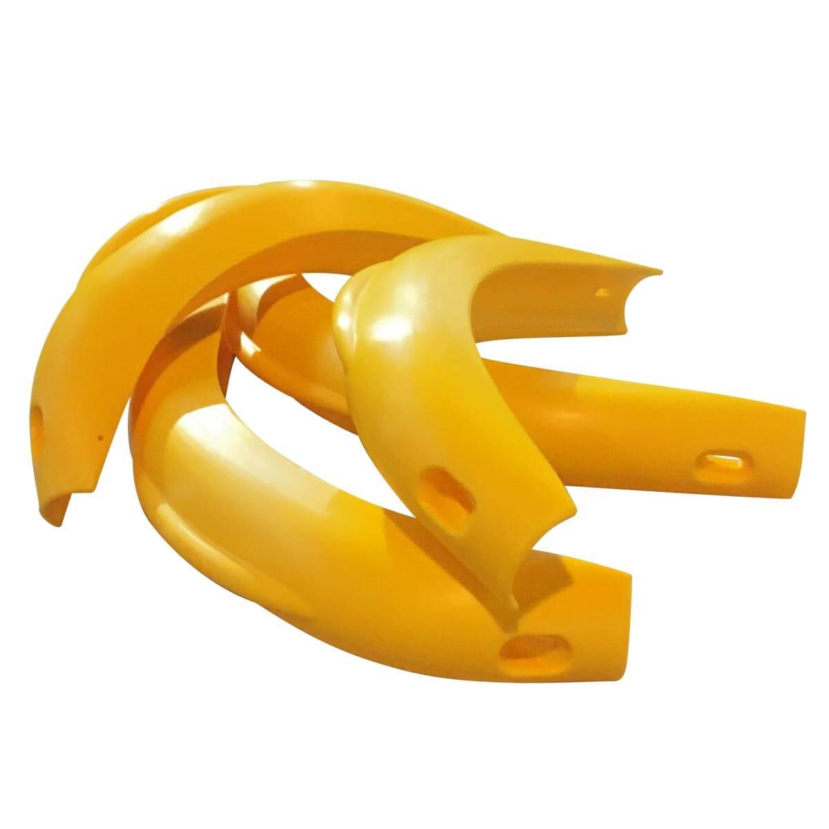 ho pedalo accessori paracolpi gialli polietine eurotank